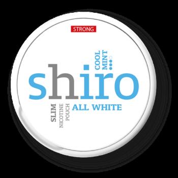 shiro cool mint snus