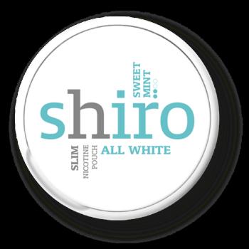 shiro sweet mint snus