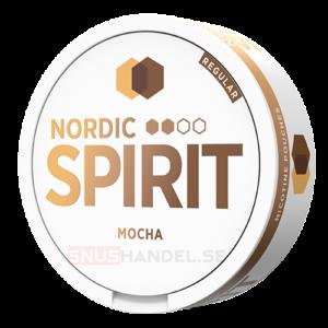 nordic spirit mocha