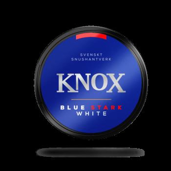Knox Blue Stark White Portionssnus