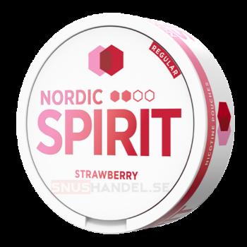 nordic spirit strawberry