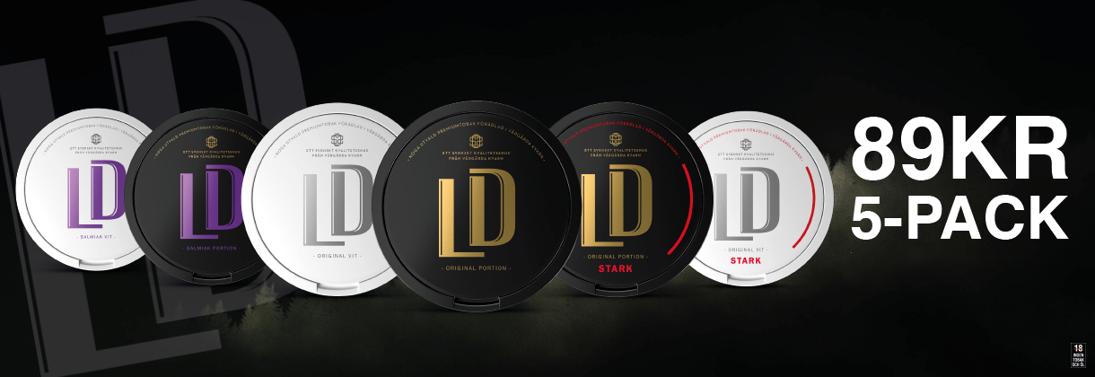 ld snus black friday snus