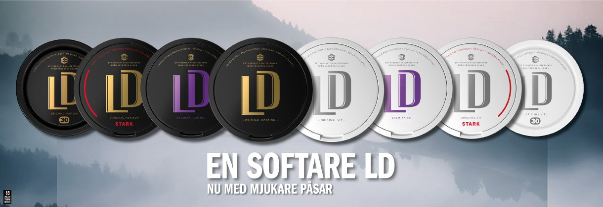 ld snus portion