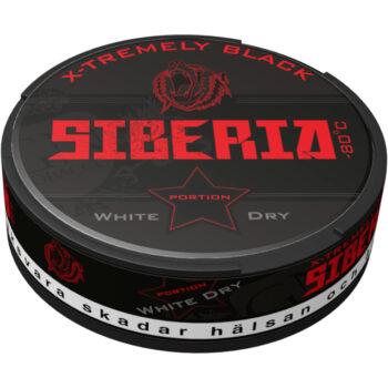 siberia black white