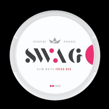 swag fresh red slim 12mg snus
