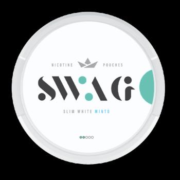 SWAG mint 12mg snus