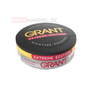 grant extreme strong snus