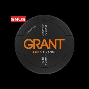 grant orange strong