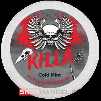 Killa cool mint all white snus