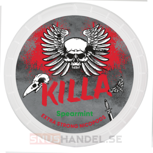 KILLA SPEARMINT STRONG SNUS