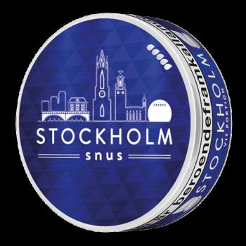 kurbits Stockholm snus