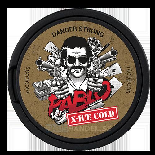 Pablo X-ice cold snus