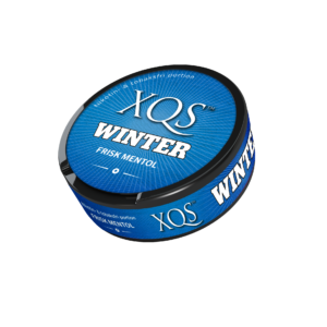 xqs winter mint snus