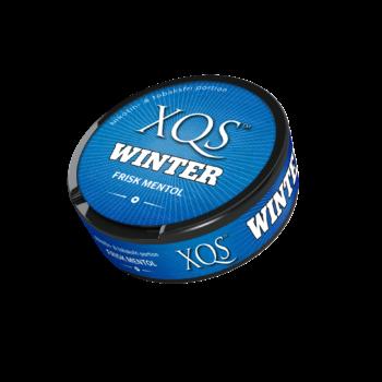 xqs winter mint snus