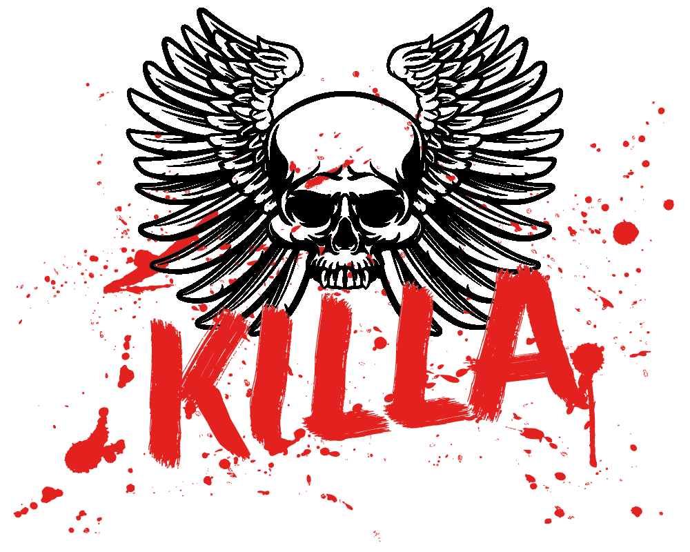 killa snus logo snushandel