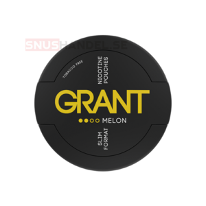 grant all white melon snus