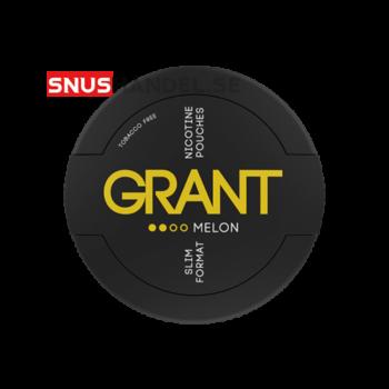 grant all white melon snus