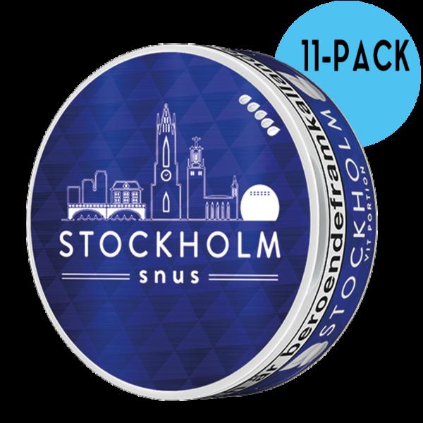 stockholm snus