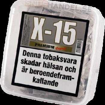 x15 premium portionssnus