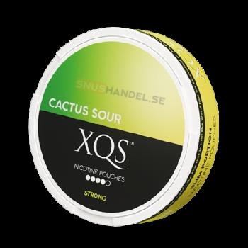 XQS Cactus sour all white snus