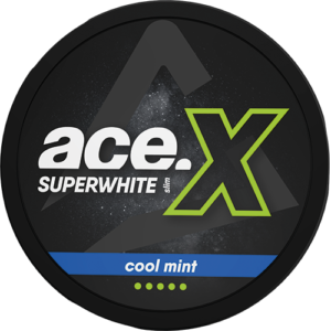 ace x ice cool snus