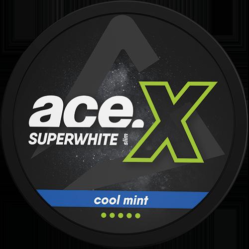 ace x ice cool snus