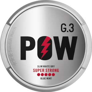 g3 pow super strong snus