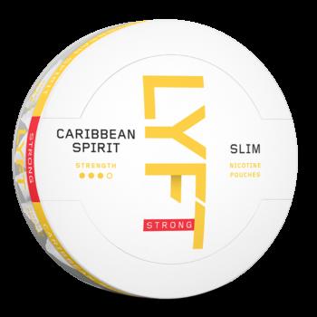 lyft caribbean spirit strong
