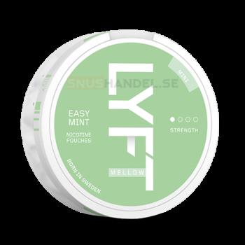 Lyft easy mint mini all white snus