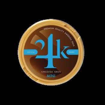 24K crystal minisnus mint