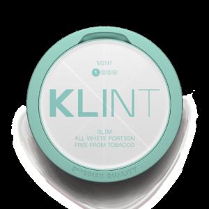 Klint Mint All white snus
