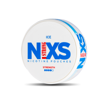 nixs ice mint extra strong all white snus