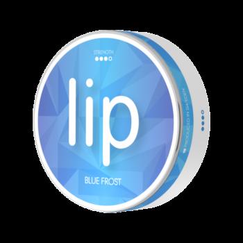 lip blue frost all white snus