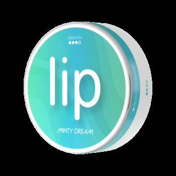 lip minty dream all white snus