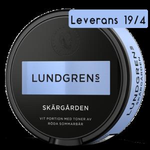 Nya Lundgrens snus skärgården