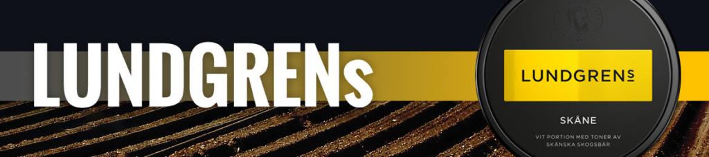 Lundgrens skåne snus banner