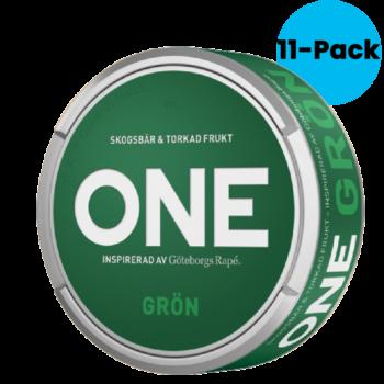 one grön portion snus