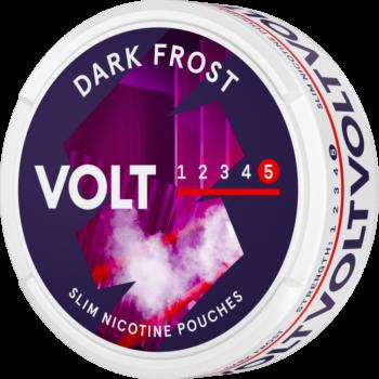 VOLT Dark frost all white snus
