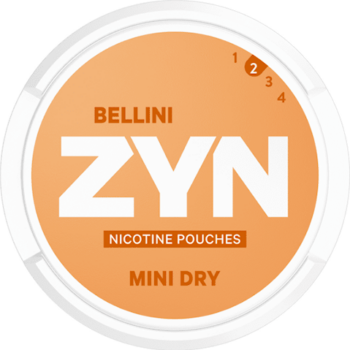 Zyn Bellini mini snus