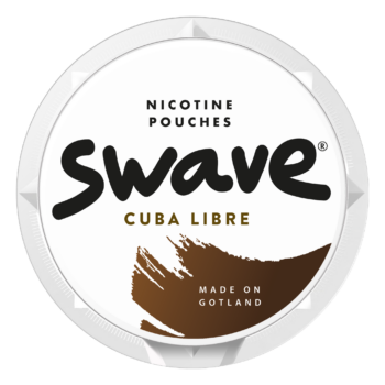 swave cuba libre all white snus