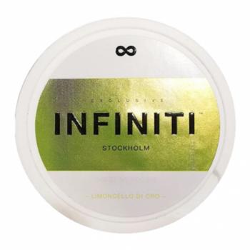 Infiniti Limoncello Di Oro Slim Extra Strong All White Portion
