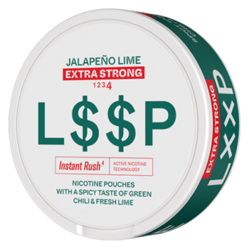 loop jalapeno lime extra strong slim