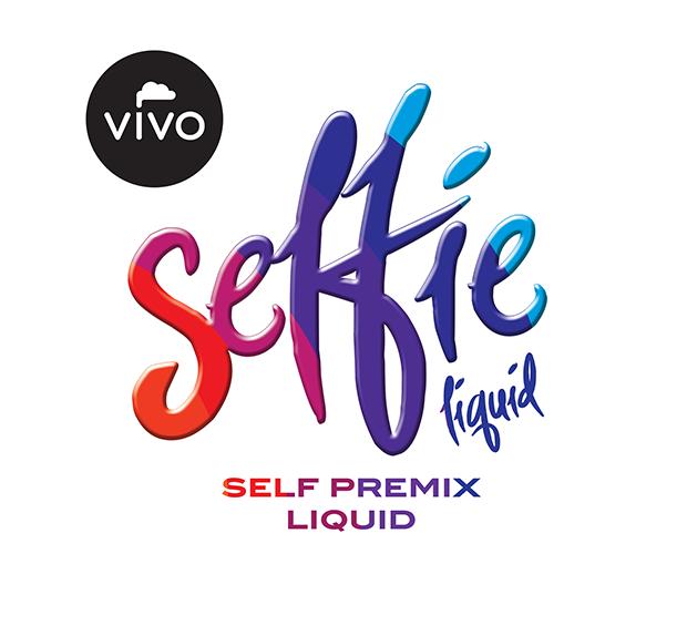 selfie ejuice vätska logo