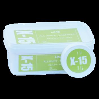 x15 lime all white snus
