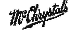 McChrystals luktsnus snuff snus logo
