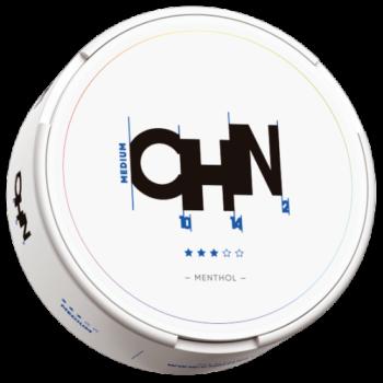 chn mint medium all white snus
