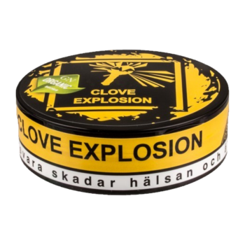 Odens Clove Explosion Portionssnus