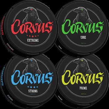 corvus snus mix-pack