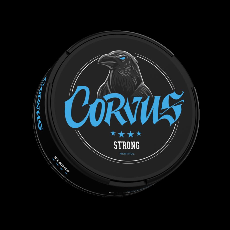 corvus strong snus