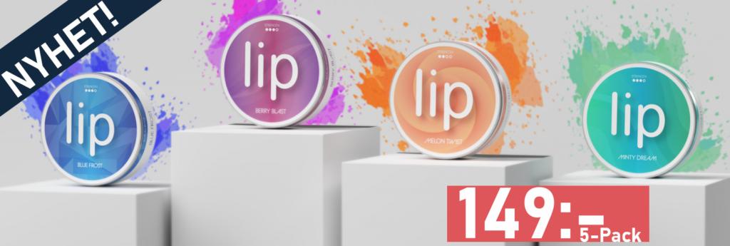 lip all white snus banner